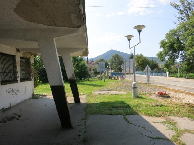 slovenskenovemestogrenzuebergangblick