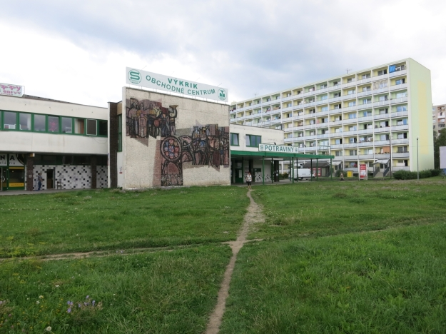 mosaikpollagpopradumgebung